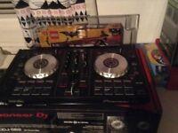 Pioneer DJ Mix Controller SB2 and exstras