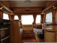 Luxury Elldis Crusader Storm Caravan for Sale
