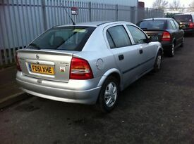 £85 Vauxhall Astra automatic 11 month mot Full service history