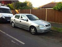 Vauxhall astra AUTOMATUC 88K miles Long mot READ ADVERT MUST GO TODAY
