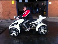 On road quad 250cc