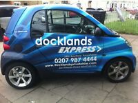 MINICAB OFFICE FOR SALE IN E14