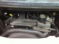 Ford Transit 2000-2006 MK6 ENGINE 115/125 BHP Will fit a 90 BHP Vehicle