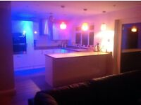 Coventry based part p NiCEIC electricians carrying out full rewires to lighting & power points