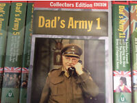 14 x Dad's Army video cassettes