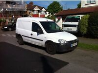 Vauxhall Combo 1700 CDTI 16v 2008 Very Clean Tidy little van 58 Plate
