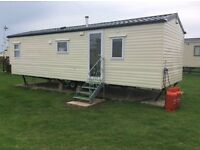 A lovely static caravan in bunn leisure,selsey on west sands