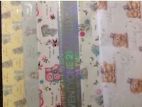 Me to you age wrapping paper