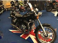 BRAND NEW AJS REGAL RAPTOR DD125E-8 Cruiser commuter 125cc learner legal. Finance options available