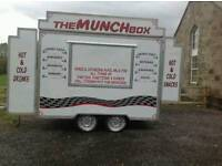 Chip/ catering/ burger trailer