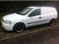51 Astra van 1.7dti, Full Mot,Tidy ,17 ;Alloy Wheels