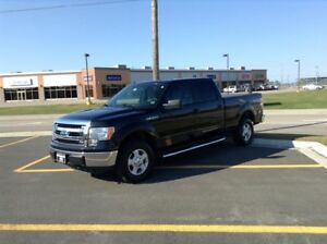 2013 Ford F-150 XLT 4WD SuperCrew $18,500 w/ 121,000 KMs