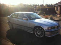 "BMW 316i SPORT COMPACT - 1 YEAR MOT - RARE MTEC STYLING - REAL HEAD TURNER - 18"" BMW MV2 WHEELS"