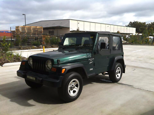 FOR SALE jeep Chittaway Bay Wyong Area Preview