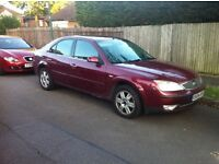 Ford Mondeo 2004 2 Litre Diesel Ghia Top of The Range Model