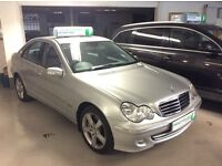 FINANCE AVAILABLE GOOD, BAD OR NO CREDIT**Mercedes-Benz C Class 3.0 C320 CDI **