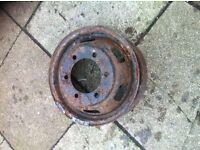 Ford Transit Truck Wheel Tipper luton recovery 6 stud