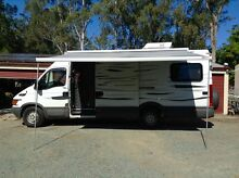 Iveco Daily 2.8 L Turbo Diesel 6 speed Motorhome 2005 Coles Bay Glamorgan Area Preview