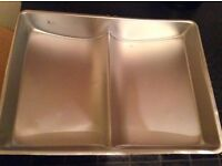 Bible shape cake pan