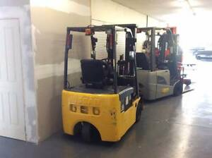 NISSAN FORKLIFT 3-WHEEL 1.8 T - Finance or (*Rent-To-Own *$55.pw) Ferntree Gully Knox Area Preview