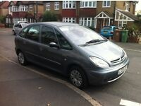 Citroen Picasso 2003 7 seater ONLY 67K MILES, 1 DAY OFFER ONLY !!! OPEN TO OFFERS