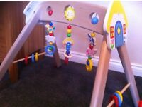Brand new Heimess baby walker/baby gym