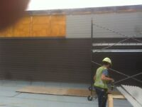Maritime roofing and siding