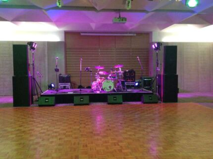 Melbourne PA, lighting production hire.  Corporate, festival, Av  Diggers Rest Melton Area Preview