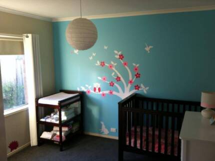 Cot/Toddler Bed (Bebe Care Brand) Grovedale Geelong City Preview