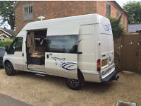 Ford Transit Turbo Diesel Camper Van by Taylor Conversions