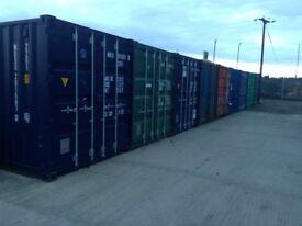 Self storage unit 40ft