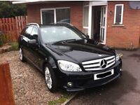 2010 Mercedes C250 AMG sport 2.2 CDI bluefficiency