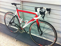 Cyfac Nerv Alloy/Carbon Road Bike 54 FRENCH HANDMADE LEAGUE PINARELLO GIANT TREK