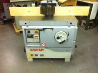 SICAR 3 Phase Spindle Moulder, Can Pallet