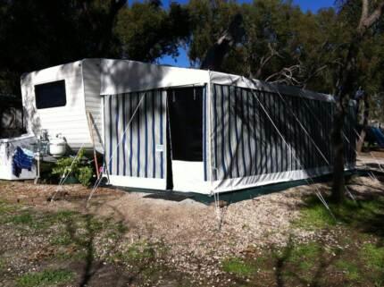 caravan/unregistered Parmelia Kwinana Area Preview
