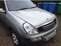 Ssangyong Rexton for sale 2003