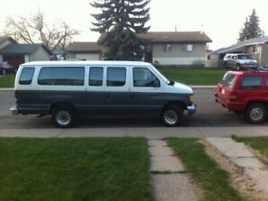 1995 Ford E-350 Club Wagon Van