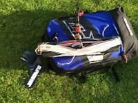 Kitesurfing kites for sale slingshot Cabrinha Best