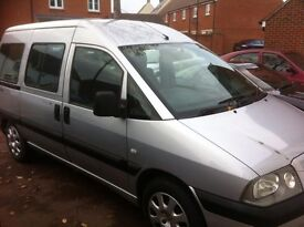 Peugeot expert disabled conversion 2006 2ltr HDI 11 month MOT £2395