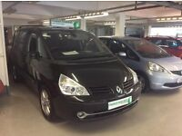 FINANCE AVAILABLE GOOD, BAD OR NO CREDIT**Renault Espace 2.0 dCi FAP Privilege 5dr 7 seater**
