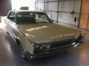 1966 Chrysler Newyorker Cruiser Malmsbury Macedon Ranges Preview