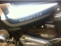 Lexmoto arrow 125cc £250 ono