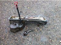 Bmw e34 sump pick up pipe and dip stick /e30