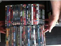 50+ Dvd's