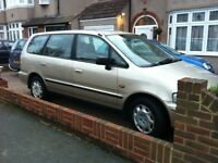 Honda Shuttle 2000 Gold 2.3L LS AUTOMATIC 7 SEATER 1 Years Mot F.S.HISTORY