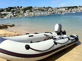 Yam 330 rib boat for sale