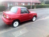 suzuki-convertible-x90-rare-motor-74k-low-miles-long-mot-bargain
