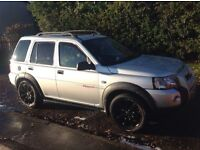 Freelander 2.5 sport automatic 04 £2100 may swap or px