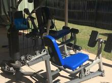 York g8 home gym with leg press Currans Hill Camden Area Preview