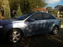 2010 Holden Cruze JG CDX Sedan 4dr Manual 1.8L Newport Hobsons Bay Area Preview
